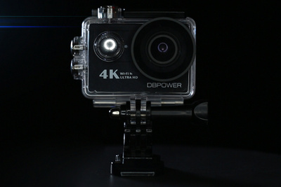 Fstoppers Reviews the DBPOWER 620C, a 4K Action Camera for $70