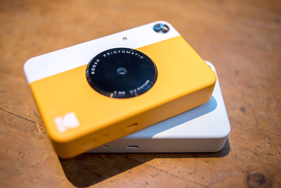 Fstoppers Reviews and Compares Kodak's Printomatic With Other Instant Cameras