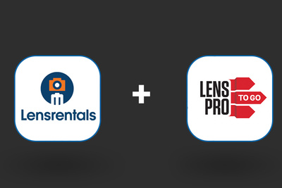 LensRentals and LensProToGo Become One
