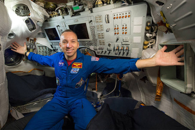 Do NASA Astronauts Shoot Nikon or Canon? What About Raw?
