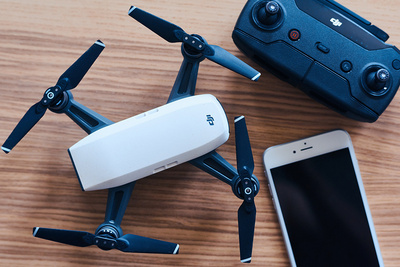 Fstoppers Reviews the DJI Spark, the Company's Cheapest Drone