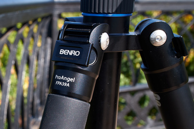 Fstoppers Reviews the Benro ProAngel Tripod