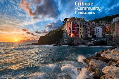 Critique the Community Episode 23: Landscape Photography