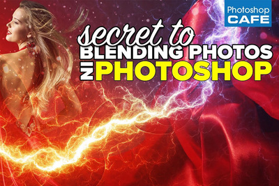The Secret to Blending Photos in Photoshop