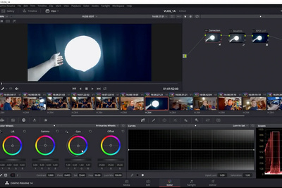 How to Edit Vlogs for Free With DaVinci Resolve