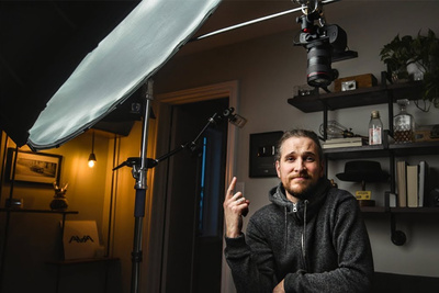 How to Setup an Easy DIY Overhead Camera Rig