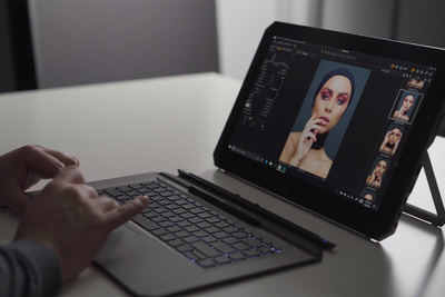 The HP ZBook x2 Review for Photo and Video Editing
