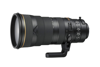 Nikon Announces 180-400mm f/4 VR Lens