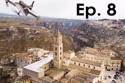 PTW Episode 8: Lee Crashes Mavic Drone Into Italian Mountain