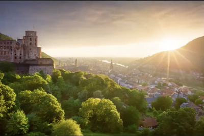 A Super Simple Trick for Shooting Into the Sun in Landscape Images