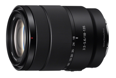 Sony E 18-135mm f/3.5-5.6 OSS Lens Announced, Will Cost $598