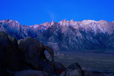 Behind the Scenes of a Time-Lapse Adventure in the Alabama Hills