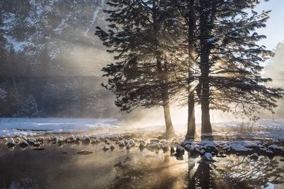 Seven Tips and Ideas for Better Winter Landscape Photography