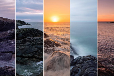 how to make a professional portfolio for photography