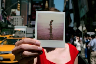 Mercedes-Benz Documents the Return of Instant Film