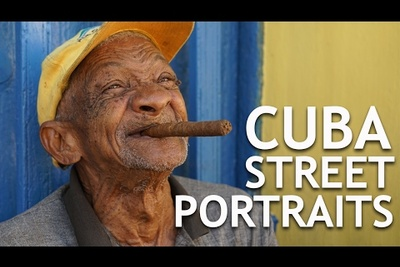 Street Portraits in Cuba with Jay P. Morgan from The Slanted Lens