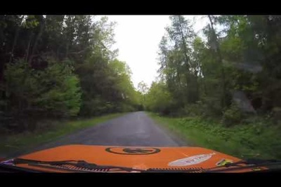 GoPro Flies Out of Car During Crash, Records Car Flipping Through the Air