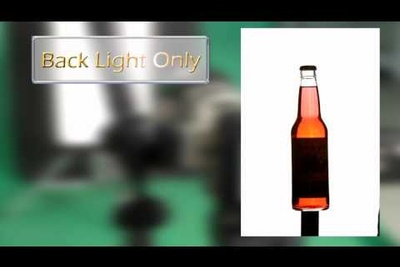 How To Light And Photograph A Glass Bottle