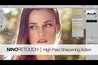 My Fave Way To High Pass Sharpen in Photoshop