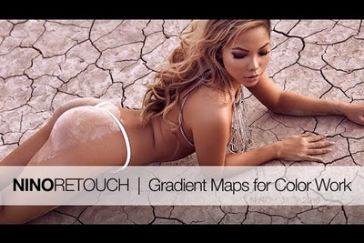 Photoshop: How I Use Gradient Maps and Blending Modes for Color Work