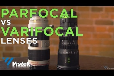 Explaining the Difference Between Parfocal and Varifocal Lenses, and Why Filmmakers Should Care