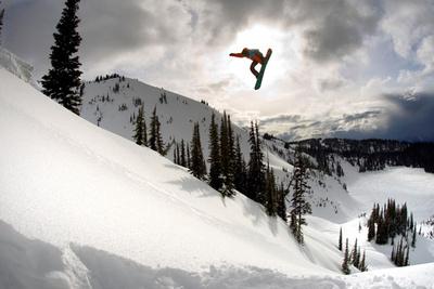 Fstoppers Original:  Dave Lehl, Snowboard Photographer