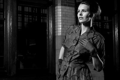 "[Pics] Beautiful ""Film Noir"" Inspired Portraits"