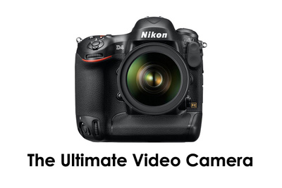 [Video] How To Shoot Video With The Nikon D4