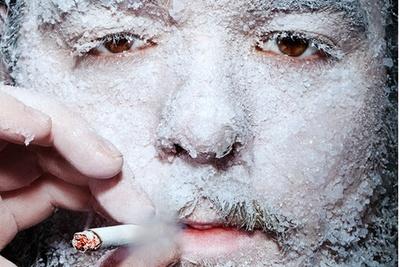 [BTS Video] A Frozen Face Cover Shoot by Finn O'Hara
