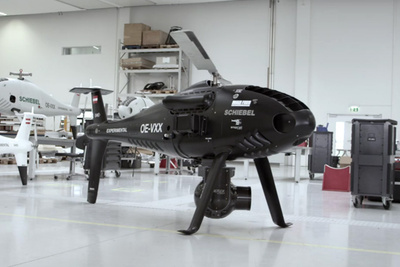 [Video] The CAMCOPTER Is One Serious RC Chopper