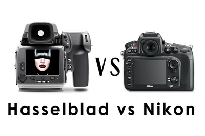 [Video] The Nikon D800 Vs Hasselblad H4D-40
