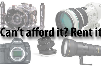 [Editorial] If You Don't Own It, Why Not Rent It?