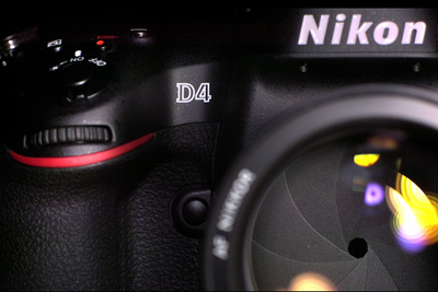 [Video] The Nikon D4 Shutter In 1000FPS Slow Mo