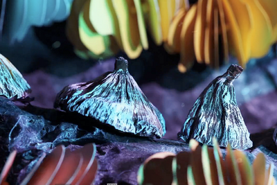 [Stop Motion] Fascinating 'Underwater' Stop Motion Video by Hayley Morris