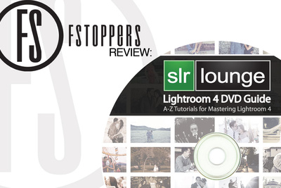 [Review] Lightroom 4 Tutorials DVD Guide by SLR Lounge