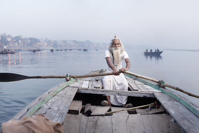 "Joey L Shoots ""Holy Men"" From Around The World"