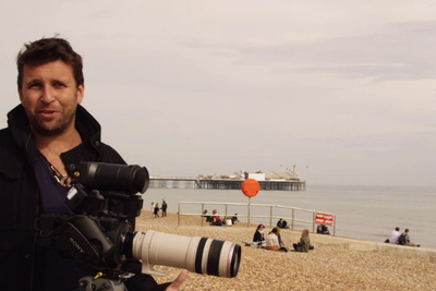 Philip Bloom Reviews The Sony NEX FS700