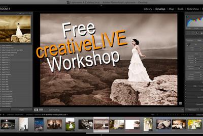 Jared Platt's Free Lightroom 4 Workflow On CreativeLIVE