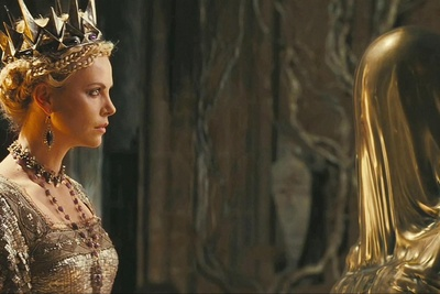 Behind The Scenes of Snow White And Huntsman