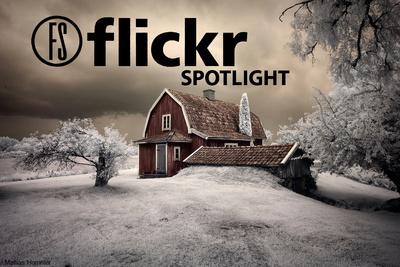Flickr Spotlight – InfraRed Madness