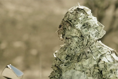 DCP Productions Puts the Geico Money Man into HDR Video