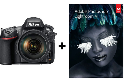 How To Tether a Nikon D4 or D800 To Lightroom [UPDATED]