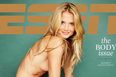 This Year's Olympians Are Also Sexy Super Models NSFW
