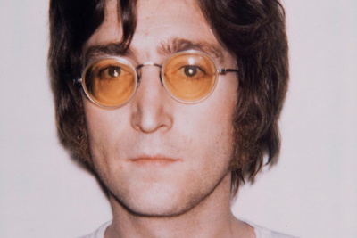Andy Warhol's Celebrity Polaroids