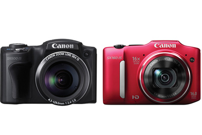 Canon Announces Two New PowerShot Cameras