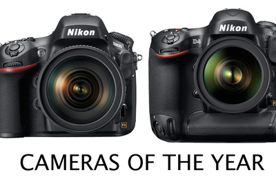 Nikon D4 And Nikon D800: Camera Of The Year