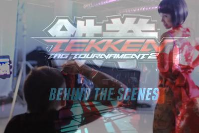 BTSV: The Girls of Tekken Tag Tournament 2 Shoot