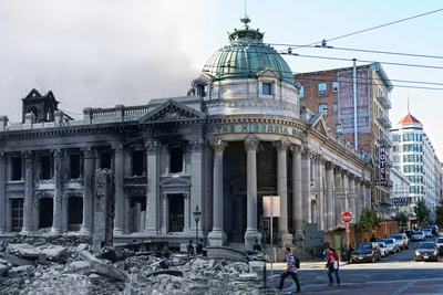 San Francisco 1906: Then and Now