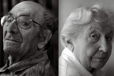 Portraits of Holocaust Survivors by Dennis Darling