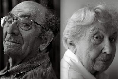 Portraits of Holocaust Survivors by Dennis Darling